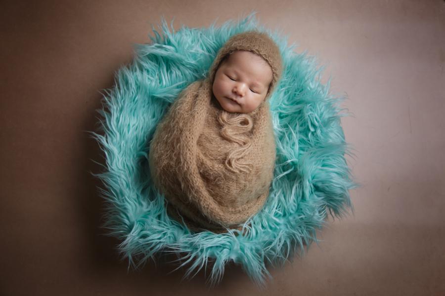 Sedinta foto nou nascut Filip-14 zile