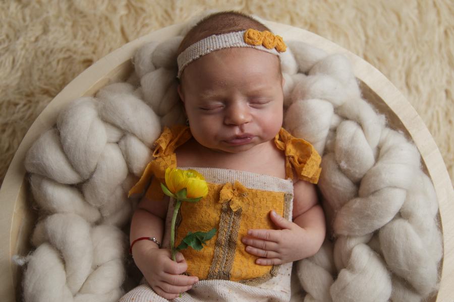Sedinta foto nou nascut Mara-15 zile