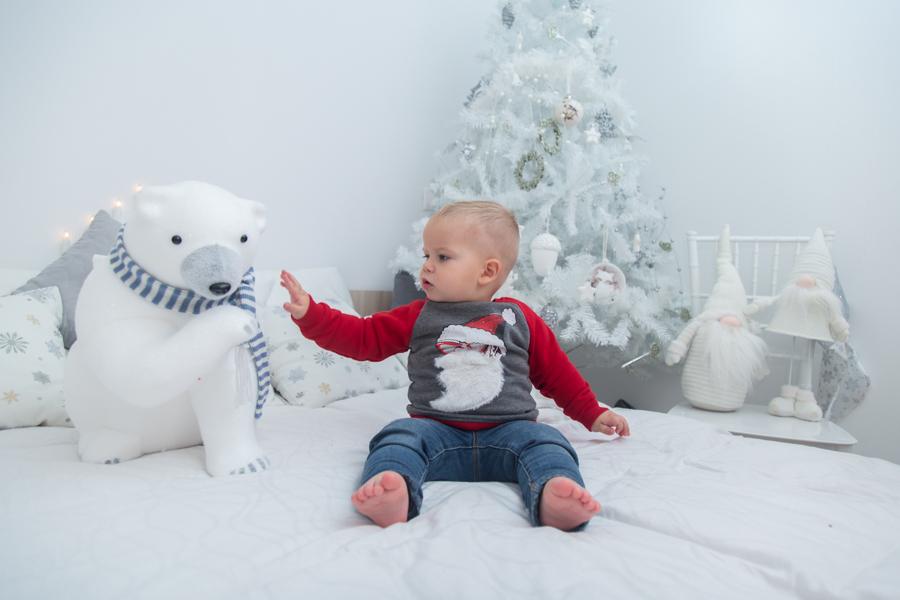 Sedinta Foto Craciun pentru Copii si Familie-Codrin
