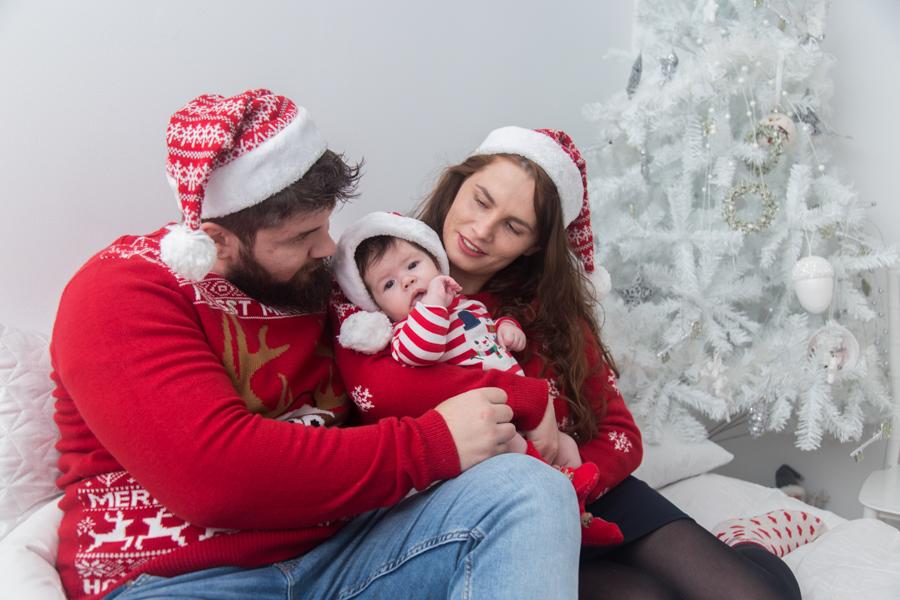 Sedinta Foto Craciun-Vladimir si Familia