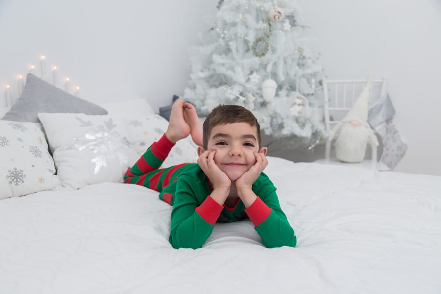 Sedinta Foto Craciun pentru Copii si Familie-Lucas