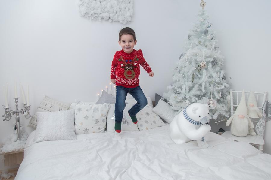 Sedinta Foto Craciun pentru Copii si Familie-Tudor