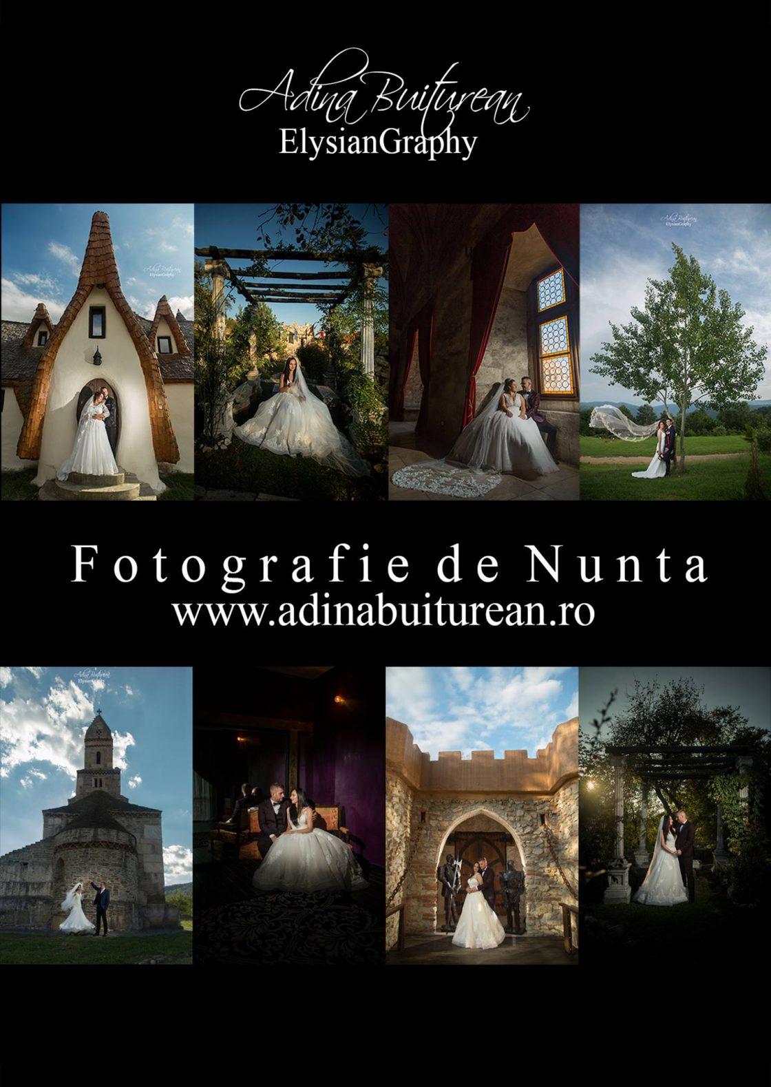 Fotografie de Nunta-Pachete si Oferte