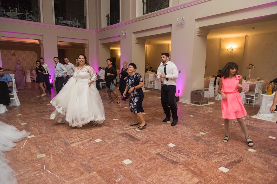 Fotografie de Nunta-Adi si Cyntia la Corvin Events