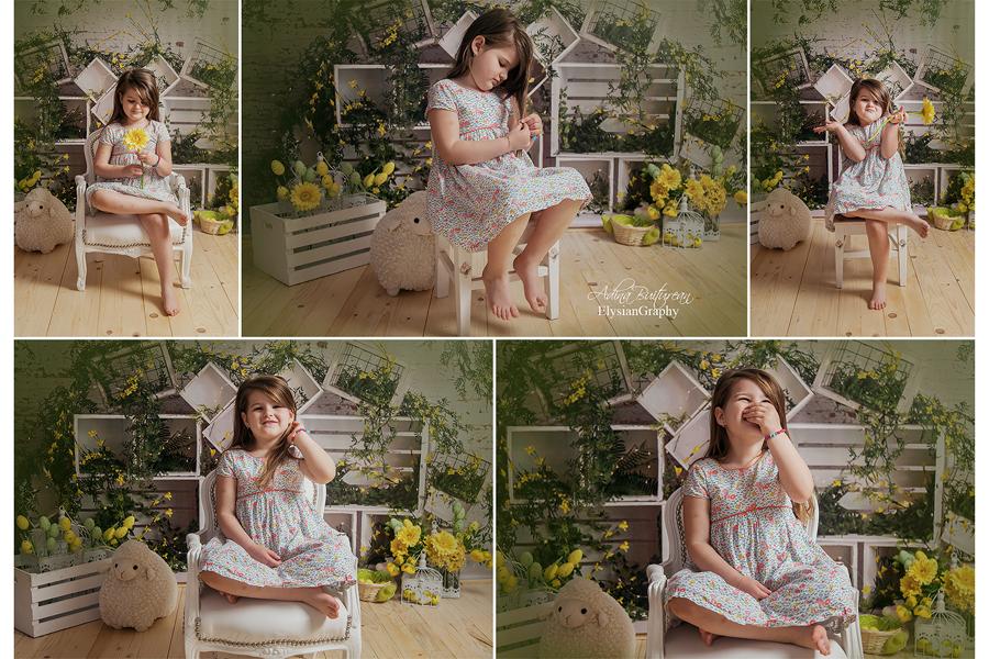 Sedinta Foto Paste pentru Copii si Familie