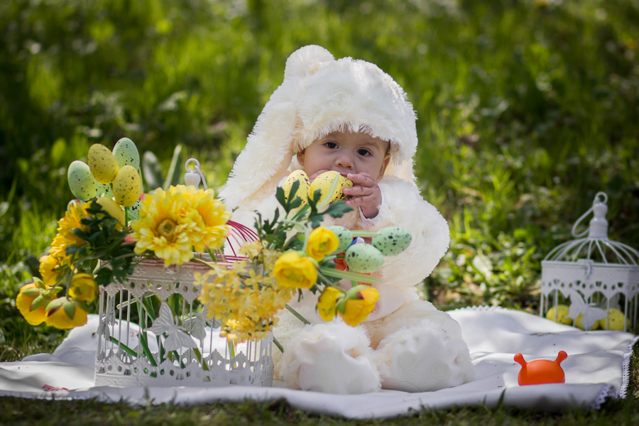 Sedinta Foto Paste pentru Copii si Familia-Rares