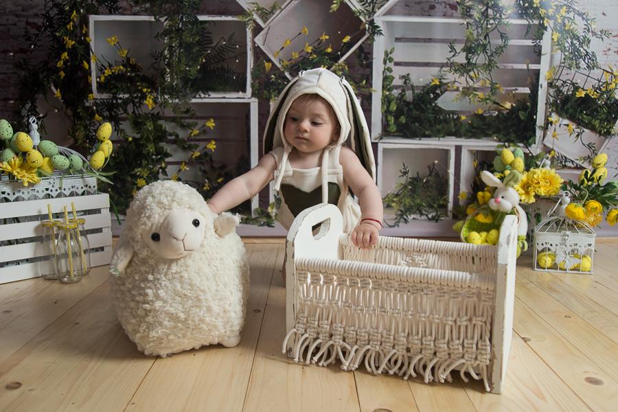Sedinta Foto Paste pentru Copii si Familia-Vlad