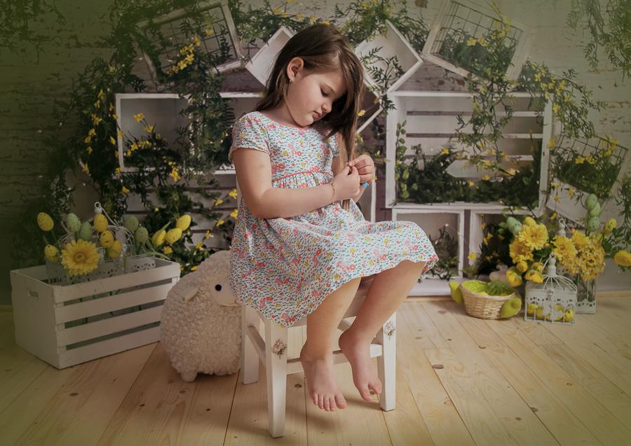 Sedinta Foto Paste pentru Copii si Familia-Sofia si Oana