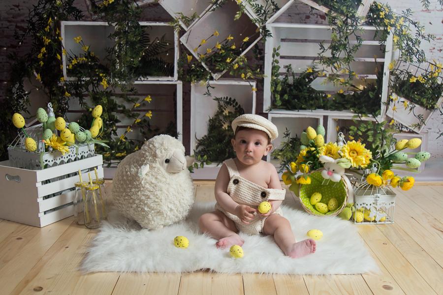 Sedinta Foto Paste pentru Copii si Familia-Vladimir