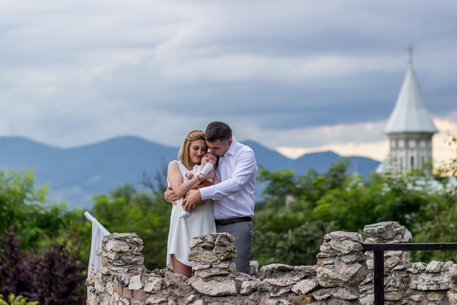 Fotografie de Botez-Botez Alexandru la Castelul Lupilor